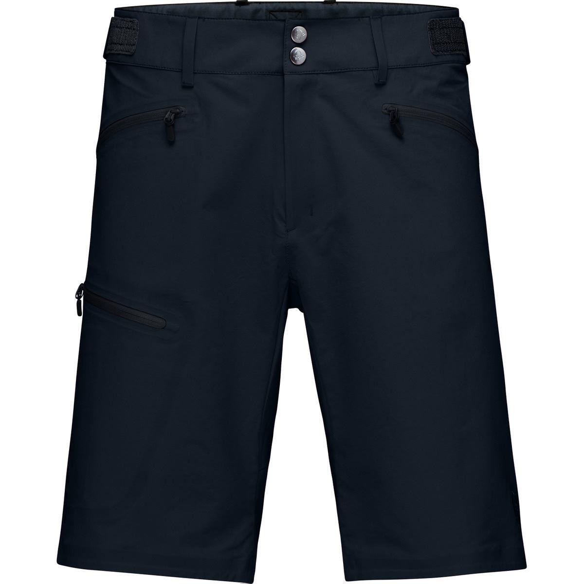 sort shorts til herre
