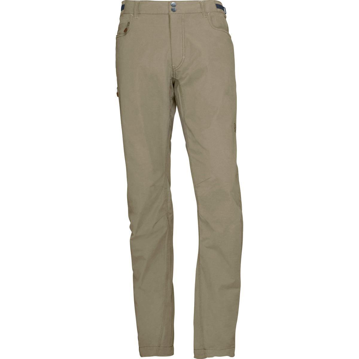 bukse i bomull til herre