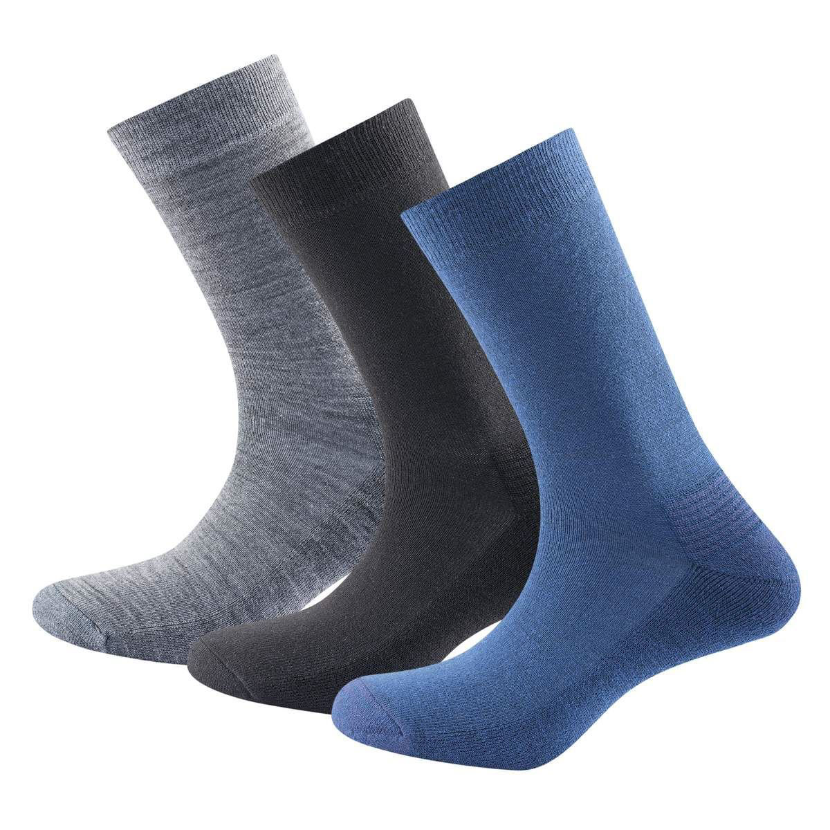 Bilde av DAILY MEDIUM SOCK 3PK