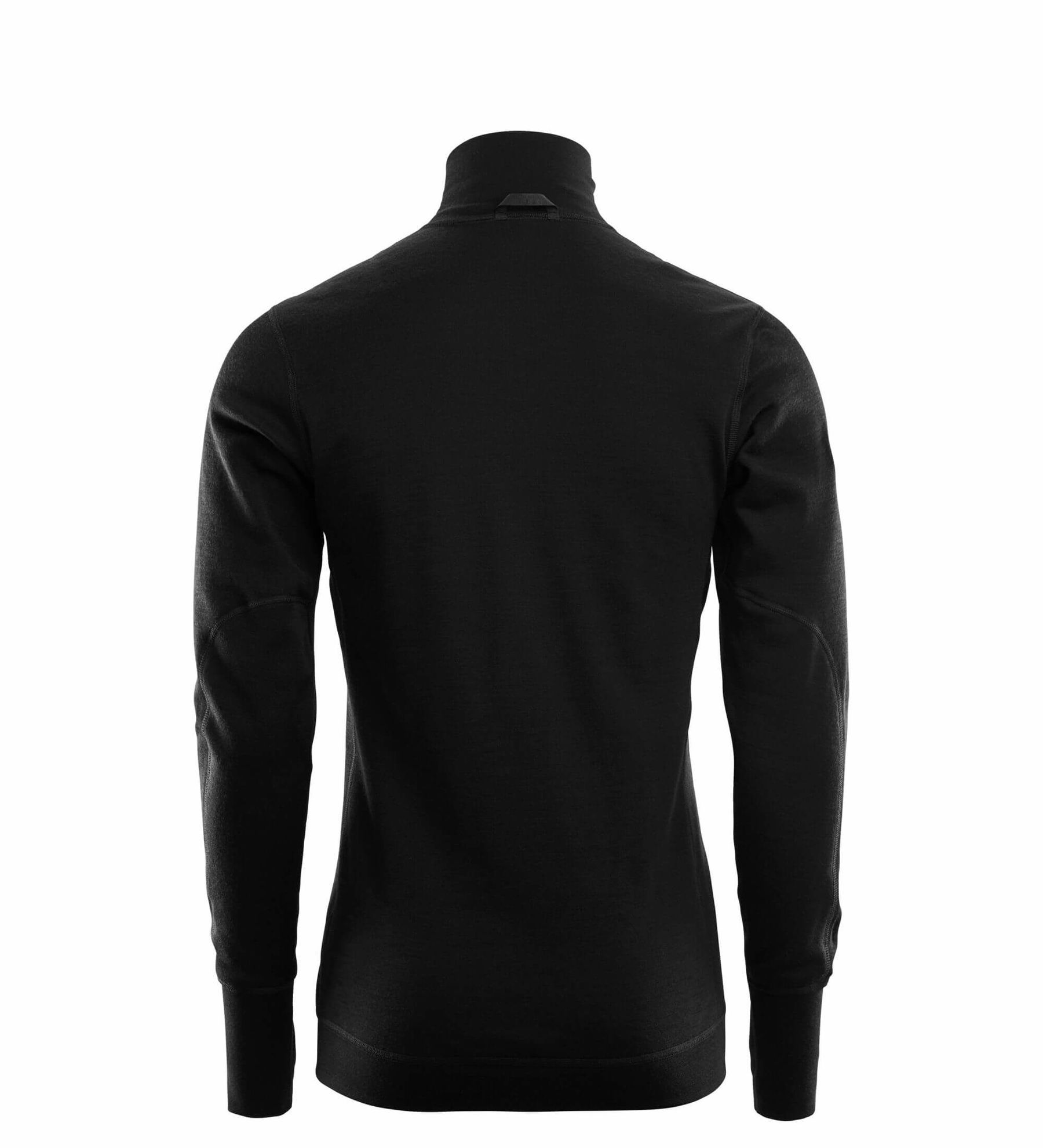 Bilde av DoubleWool Polo Shirt zip, Man
