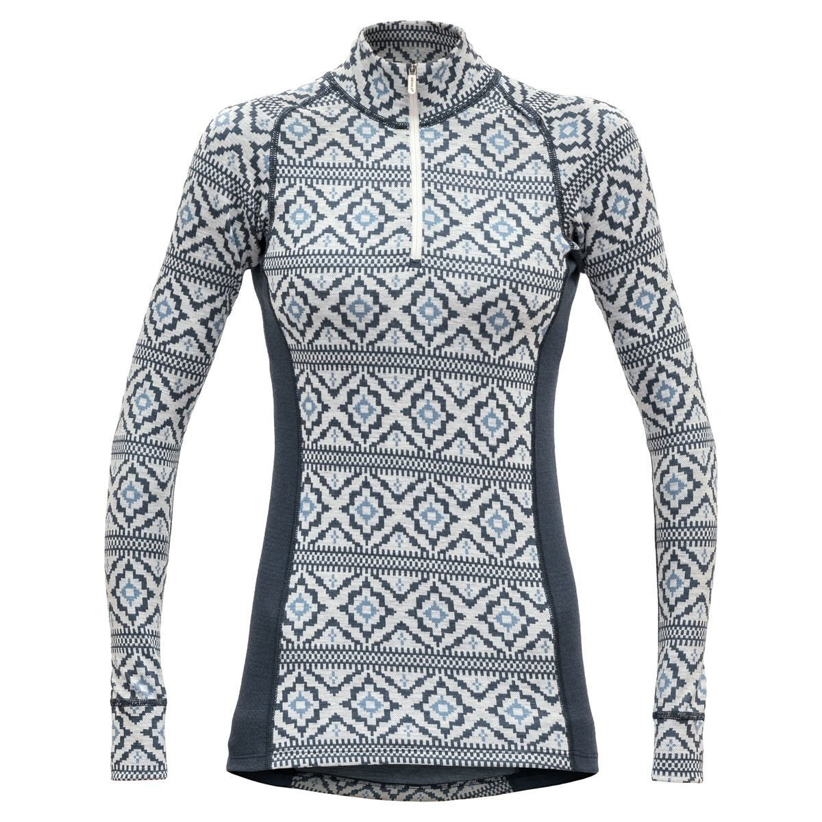 Bilde av ONA WOMAN HALF ZIP NECK