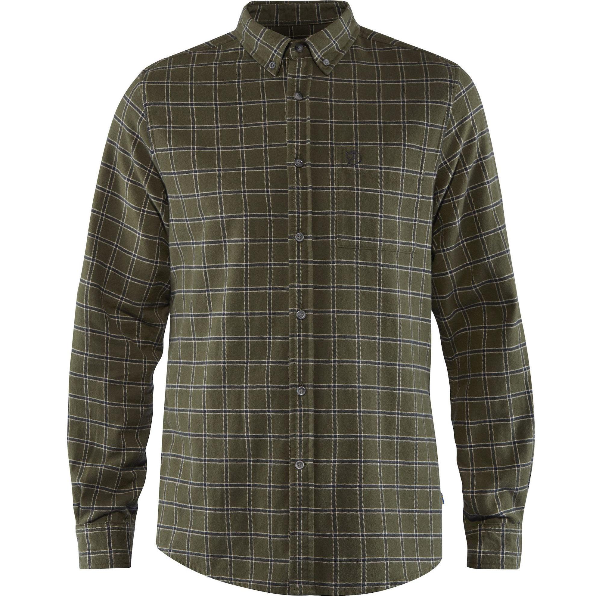 Bilde av Övik Flannel Shirt M