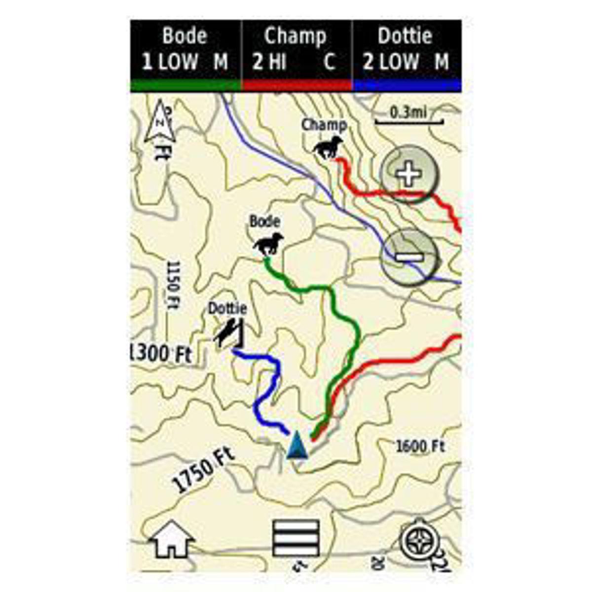 Bilde av Alpha 100/T5,GPS Dog Tracking
