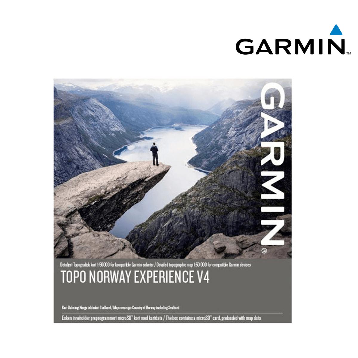 Bilde av TOPO Norway Experience v4