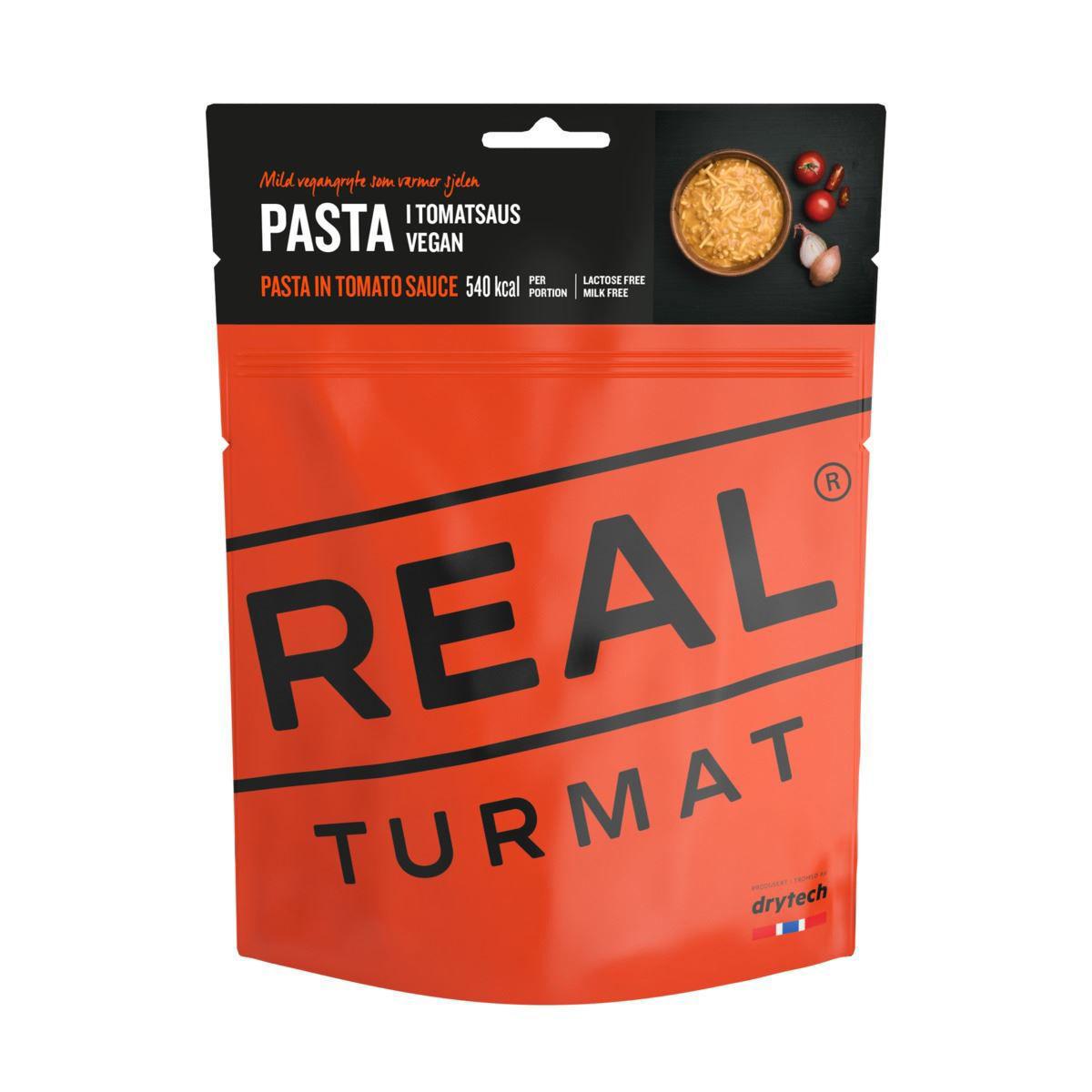 Bilde av Pasta i Tomatsaus