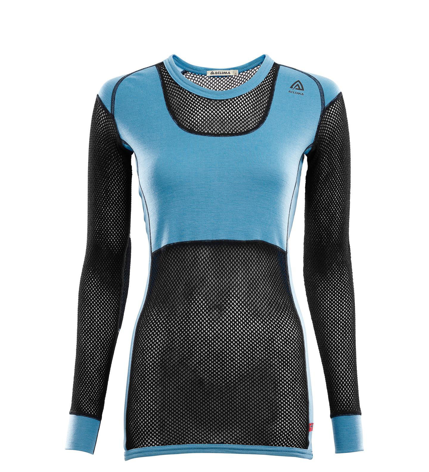 Bilde av WoolNet Crew Neck shirt, Woman