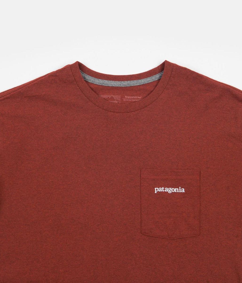 Bilde av M Line Logo Ridge Pocket Responsibili-Tee
