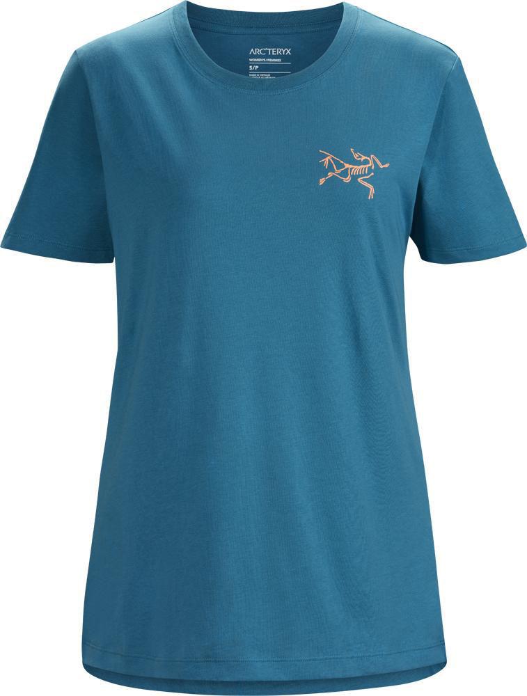 Bilde av Bird Emblem T-Shirt SS Women's