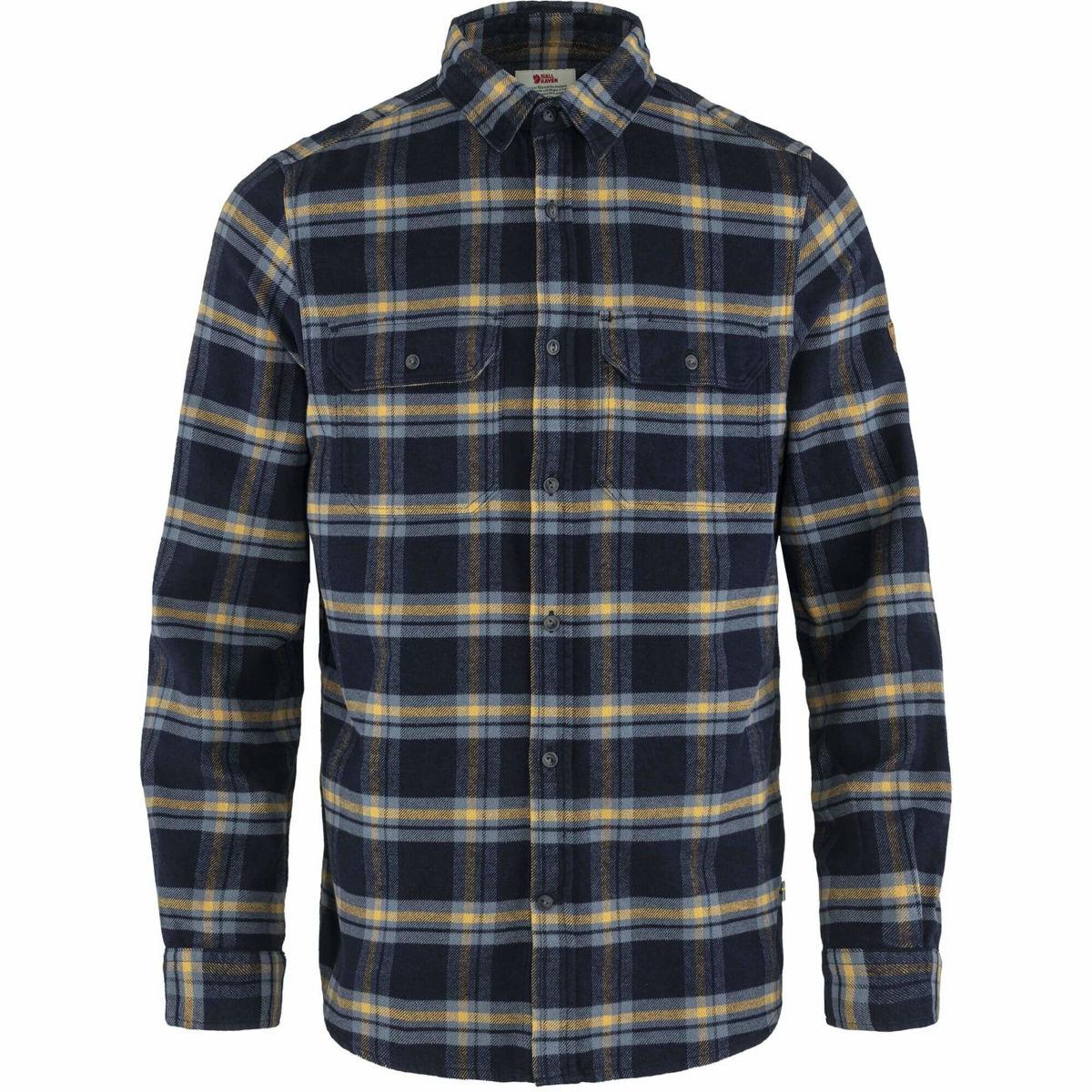 Bilde av Övik Heavy Flannel Shirt M