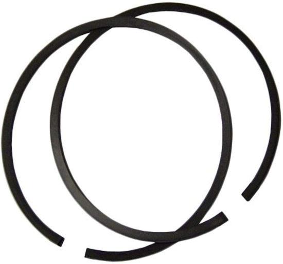 Bilde av 3.248 Semi Keystone Ring Set