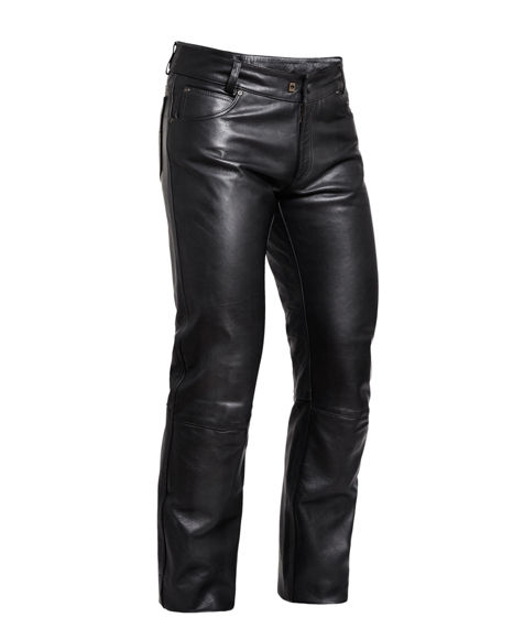 Bilde av SALG BC Jeans mc bukse skinn Jofama