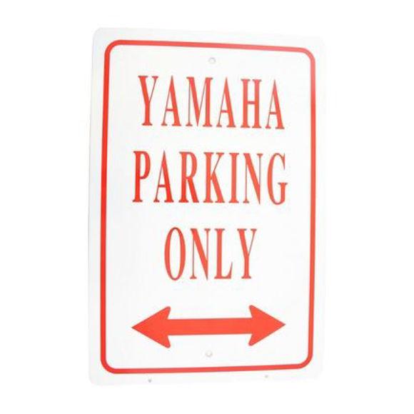 Bilde av Skilt - Yamaha Parking Only*