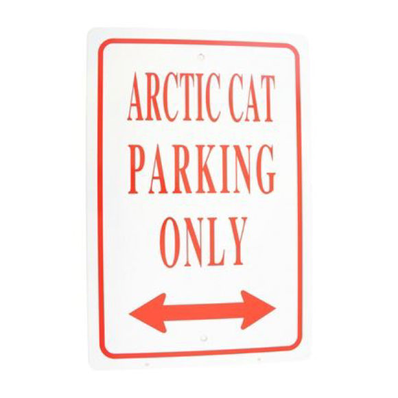 Bilde av Skilt - Arctic Cat Parking Only*