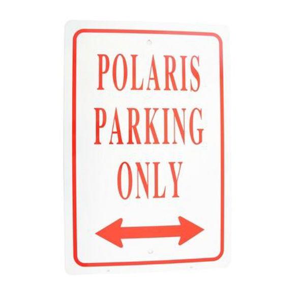 Bilde av Skilt - Polaris Parking Only*