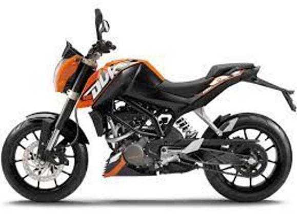 Bilde av Øvelseskjøring lett motorsykkel A1