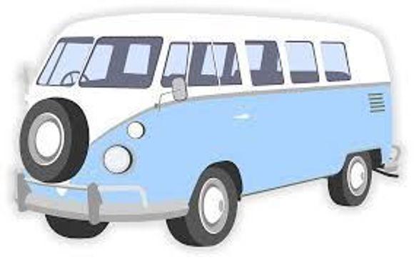 Bilde av Bestilling av kjøretime til minibuss