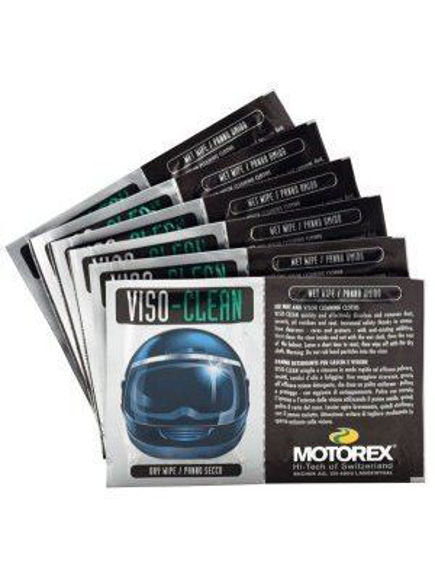 Bilde av MOTOREX VISO-CLEAN 5 stk