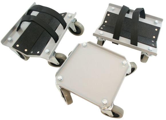 Bilde av Hjulsett Sledtech  Premium m/stropper - 4 Hjul