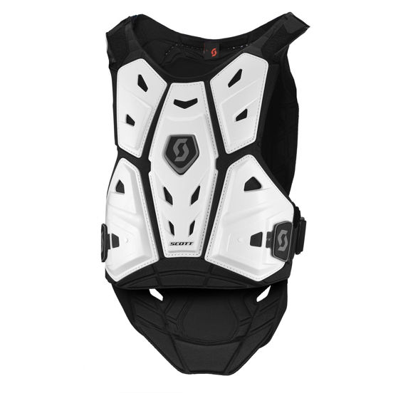Bilde av Scott Commander 2 vest junior Hvit *