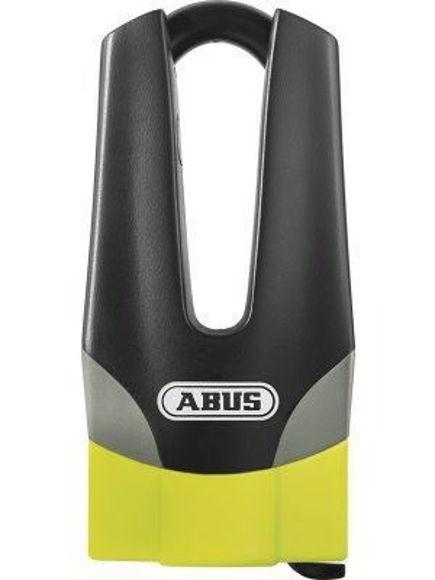 Bilde av ABUS Quick 37/60HB70 Maxi Yellow skivelås *