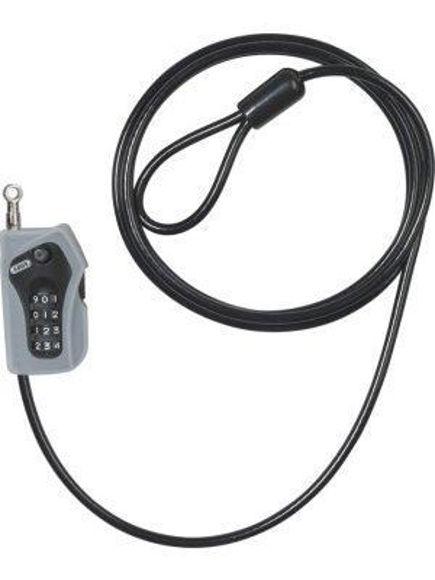 Bilde av ABUS Combiloop 205/200 wirelås for låsing av bagasje, hjelmer etc *