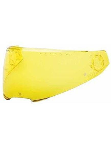 Bilde av Schuberth visir yellow til E1 for antifog med pinlock