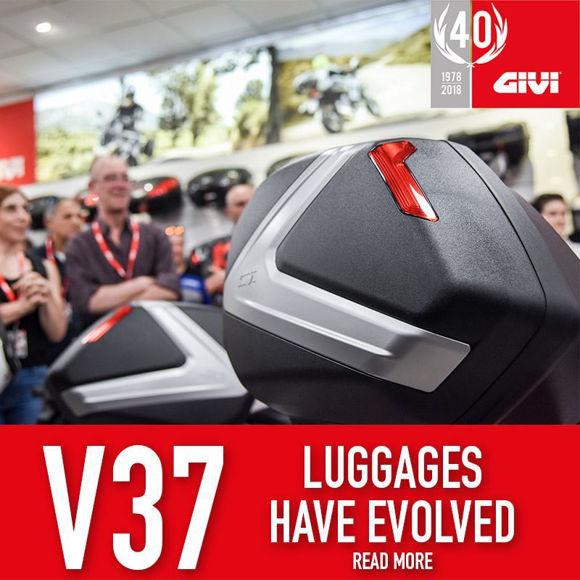 Bilde av GIVI - Finn bagasje mm til din MC modell