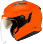 Bilde av Zeus Jet 613E mc/ATV Halvhjelm - matt fluo orange z