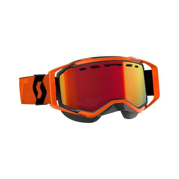 Bilde av Scott Prospect SX Brille Enhancer Rød Krom - Oransje/Sort i