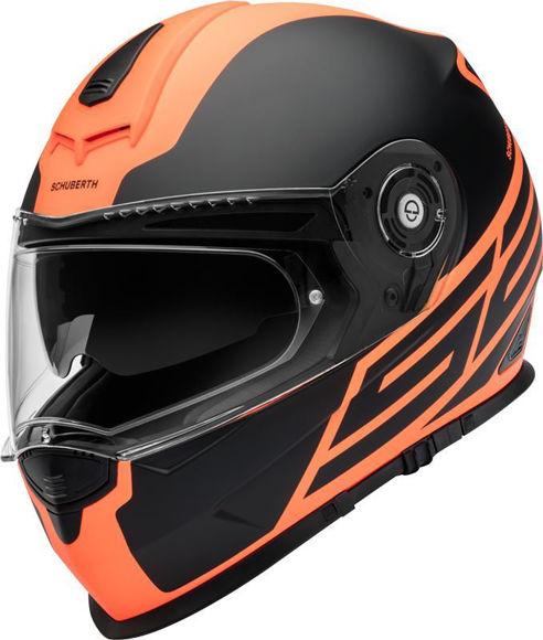 Bilde av Schuberth S2 Sport Traction helhjelm Orange z