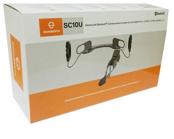 Bilde av Sena SC10U Intercomsystem for Schuberth C3/C3Pro/E1