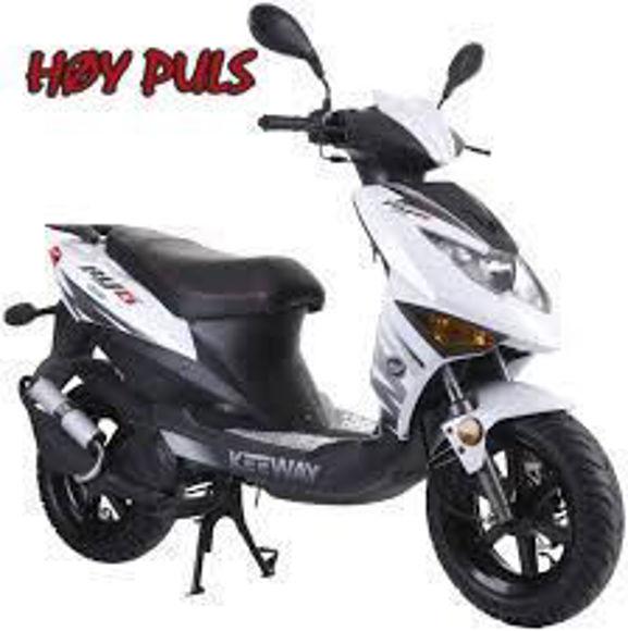 Førerkort moped fra kr 299, pr mnd inkl leie av moped med