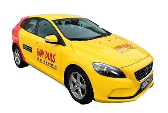 Bilde av Førerkort opplæring Bil fra kr 781,- pr mnd  bil inkl leie av bil til førerprøve