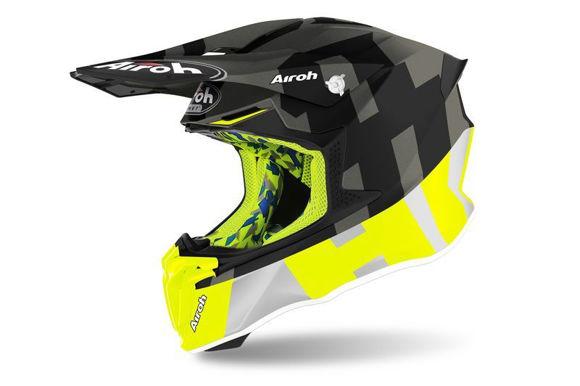 Bilde av Airoh Helmet Twist S Frame antracite matt i