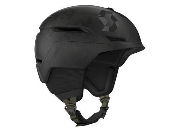 Bilde av Scott Symbol 2+ Hjelm   godkjent til snøscooter - Sort/Kaki i