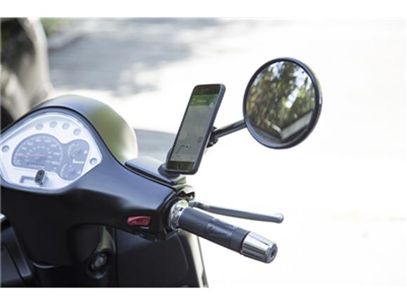 Bilde av SP-CONNECT for montering av mobil tlf på speil z
