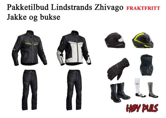 Bilde av Pakkepris MC Zhivago jakke og ZH Pant bukse FRAKTFRITT