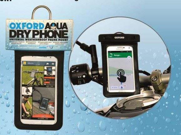 Bilde av Aqua Dry Phone  for montering av mobil tlf styre z