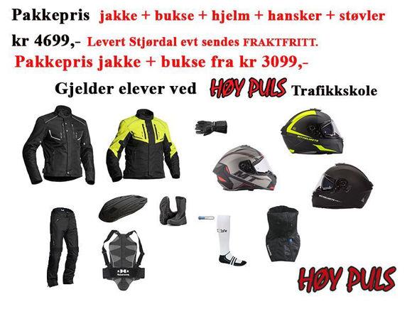 Bilde av Elever Høy Puls Trafikkskole