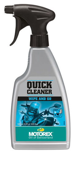 Bilde av MOTOREX Quick Cleaner (360degrees) 500ml