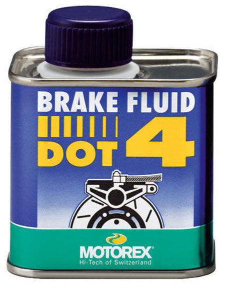 Bilde av MOTOREX BRAKE FLUID DOT-4 250 g