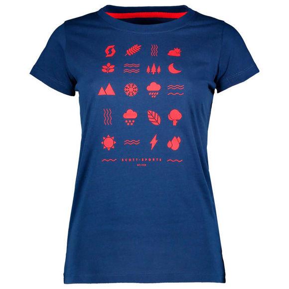 Bilde av SALG Scott 40 Casual T-shirt dame