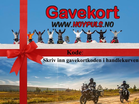 Bilde av Gavekort  Trafikkskole