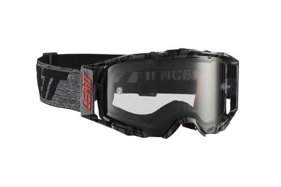 Bilde av Leatt Goggle Velocity 6.5 Brushed/Grå/Ljusgrå 72%