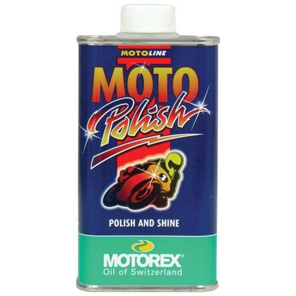 Bilde av Motorex moto polish kanne