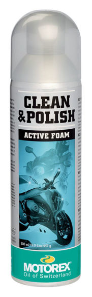 Bilde av Motorex clean and polish 500ml