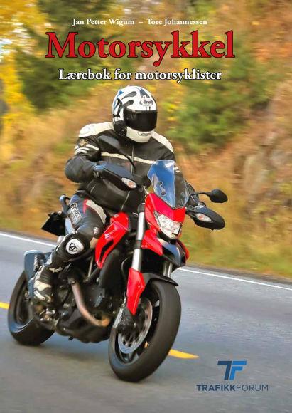 Bilde av Motorsykkel - Lærebok for klasse A1-A2 og A