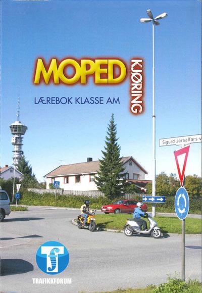 Bilde av Mopedkjøring - lærebok kl M 146