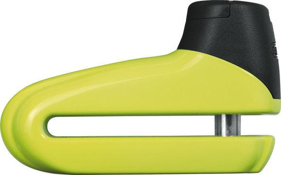 Bilde av ABUS 305 yellow C/SB Skivelås