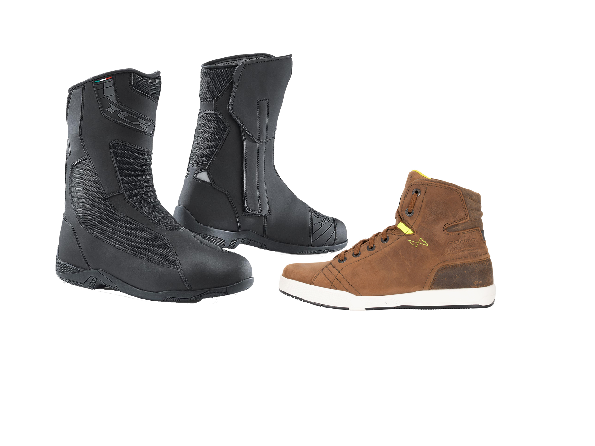 Bilde for kategori MC sko/støvler